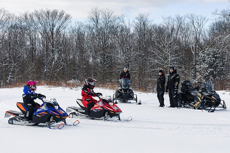 2021 Yamaha SnoScoot ES in Coloma, Michigan - Photo 5