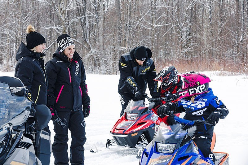 2021 Yamaha SnoScoot ES in Coloma, Michigan - Photo 6