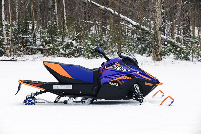 2021 Yamaha SnoScoot ES in Francis Creek, Wisconsin - Photo 7