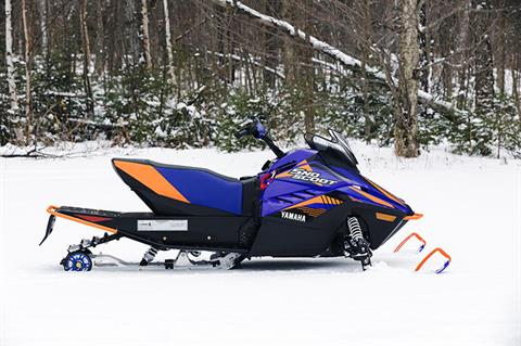 2021 Yamaha SnoScoot ES in Tamworth, New Hampshire - Photo 7