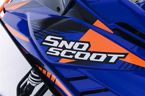 2021 Yamaha SnoScoot ES in Coloma, Michigan - Photo 11