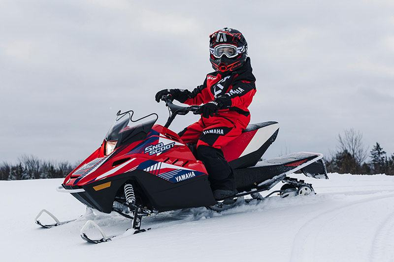2021 Yamaha SnoScoot ES in Norfolk, Nebraska - Photo 18