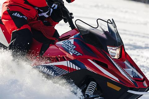 2021 Yamaha SnoScoot ES in Francis Creek, Wisconsin - Photo 20