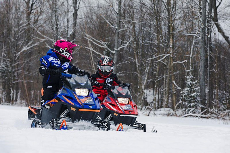 2021 Yamaha SnoScoot ES in Coloma, Michigan - Photo 21