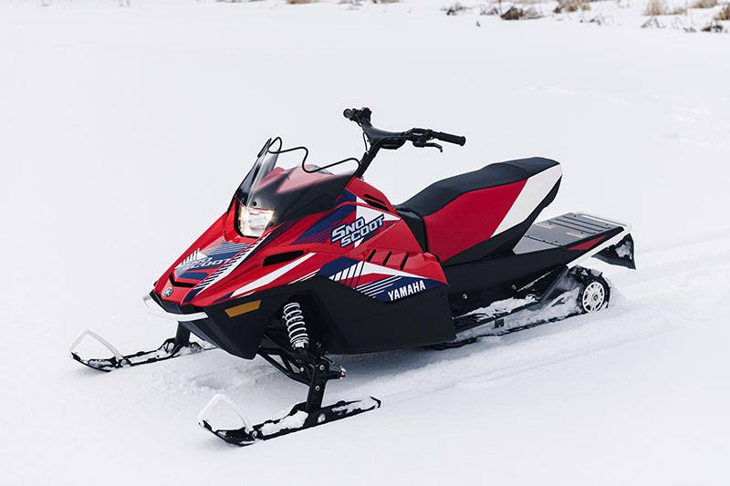 2021 Yamaha SnoScoot ES in Mio, Michigan - Photo 22