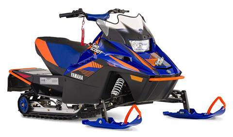 2021 Yamaha SnoScoot ES in Oregon City, Oregon - Photo 2