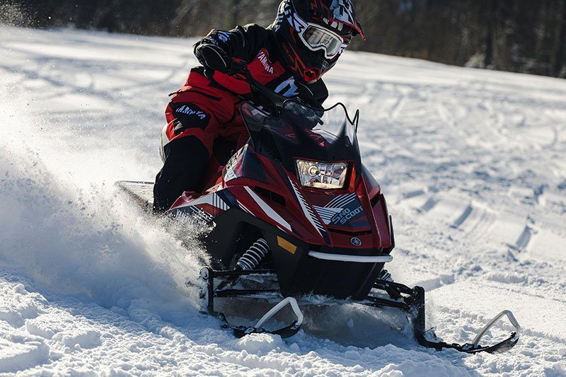 2021 Yamaha SnoScoot ES in Appleton, Wisconsin - Photo 19