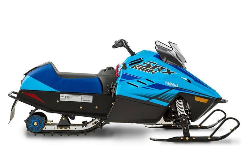 2021 Yamaha SRX120R in Ishpeming, Michigan - Photo 1