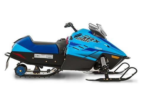 2021 Yamaha SRX120R in Speculator, New York - Photo 1