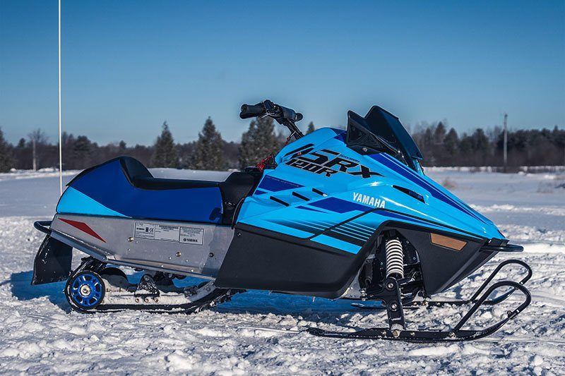 2021 Yamaha SRX120R in Ishpeming, Michigan - Photo 5