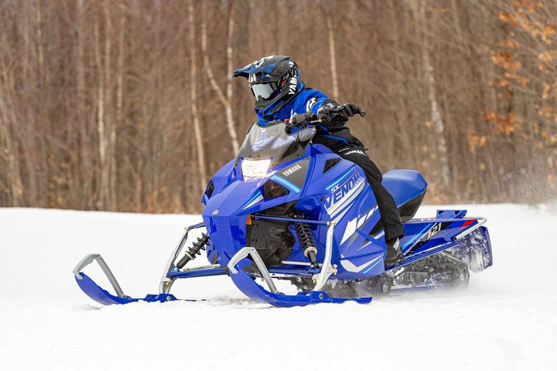 2021 Yamaha SXVenom in Speculator, New York - Photo 5