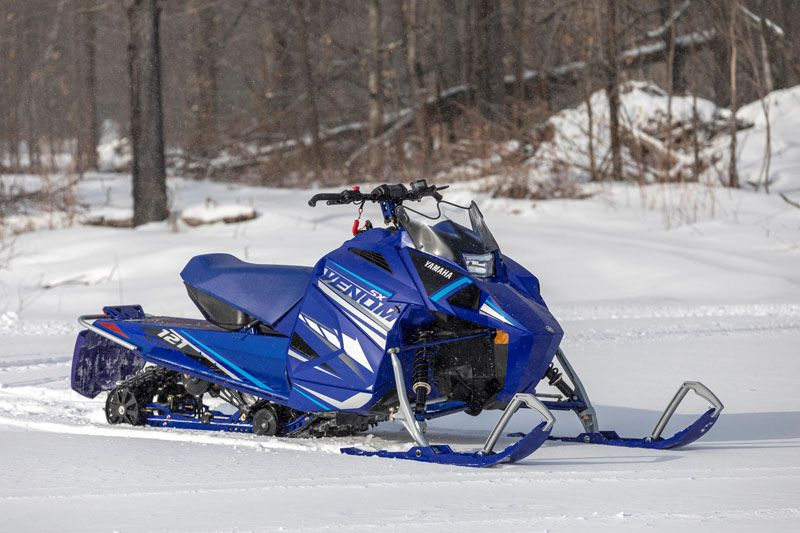2021 Yamaha SXVenom in Francis Creek, Wisconsin