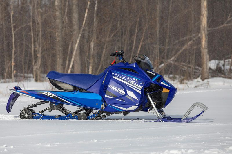 2021 Yamaha SXVenom in Forest Lake, Minnesota - Photo 8