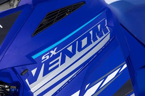 2021 Yamaha SXVenom in Francis Creek, Wisconsin - Photo 18