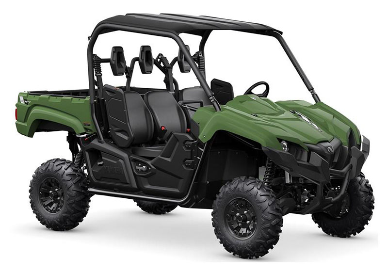 2021 Yamaha Viking EPS in Saint Helen, Michigan - Photo 2