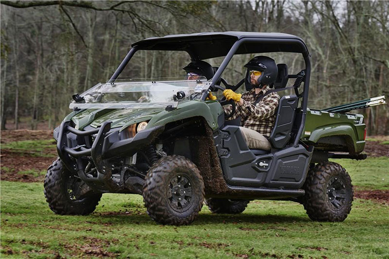 2021 Yamaha Viking EPS in Saint Helen, Michigan - Photo 9