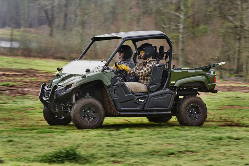 2021 Yamaha Viking EPS in Brooklyn, New York - Photo 10