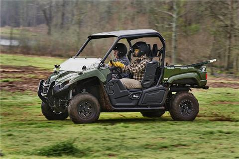 2021 Yamaha Viking EPS in Long Island City, New York - Photo 10