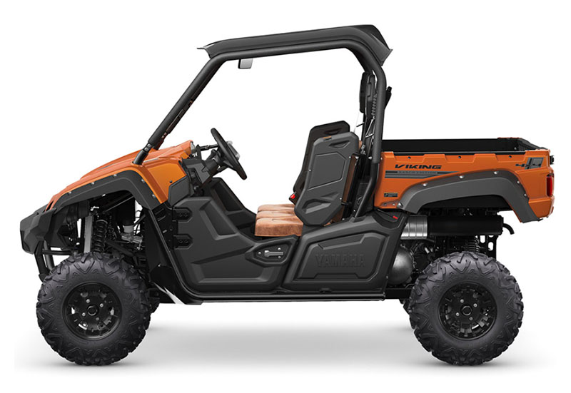 2021 Yamaha Viking EPS Ranch Edition in Escanaba, Michigan - Photo 2