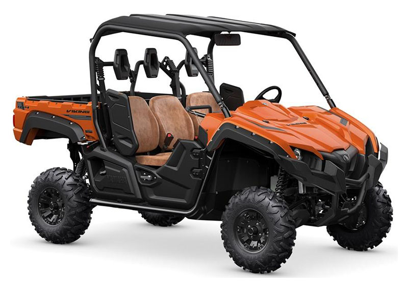 2021 Yamaha Viking EPS Ranch Edition in Mio, Michigan - Photo 3