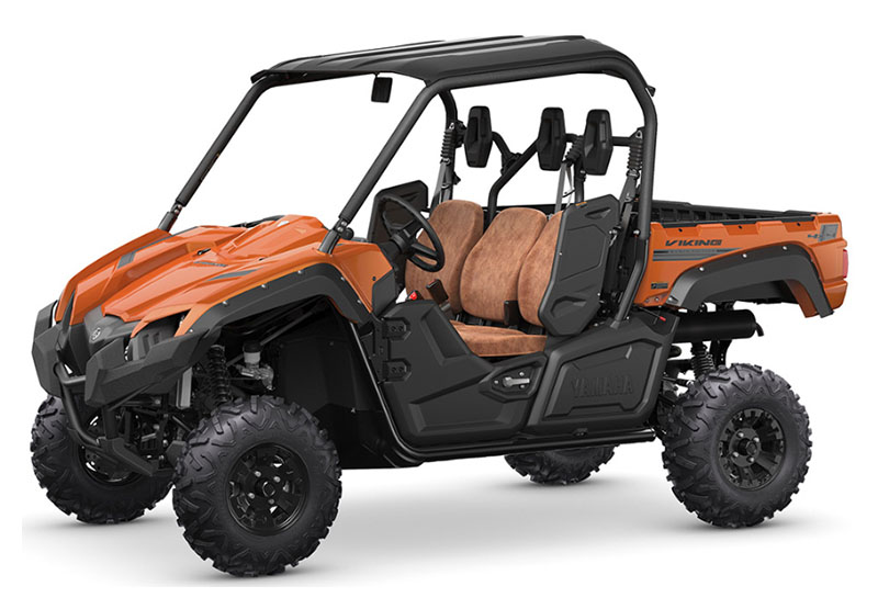 2021 Yamaha Viking EPS Ranch Edition in Santa Clara, California - Photo 4