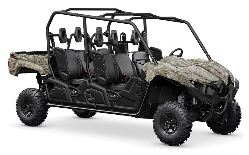 2021 Yamaha Viking VI EPS in Albemarle, North Carolina - Photo 2