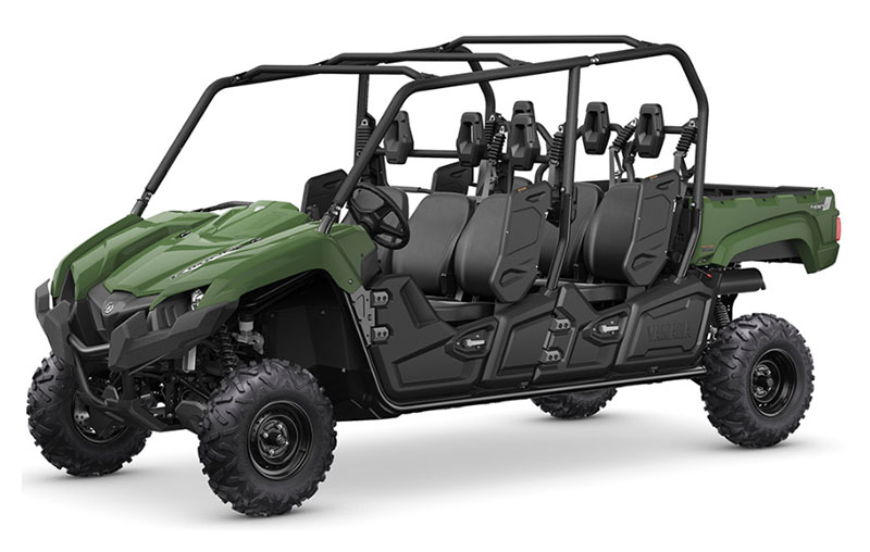 2021 Yamaha Viking VI EPS in Saint Johnsbury, Vermont - Photo 4