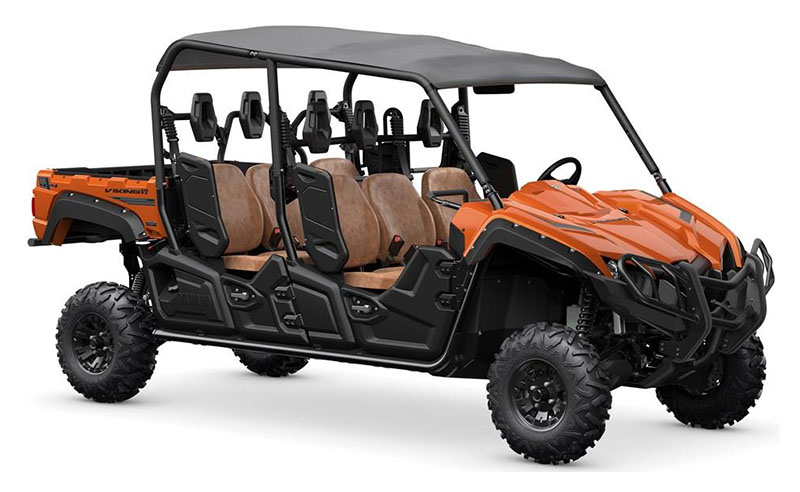 2021 Yamaha Viking VI EPS Ranch Edition in Marietta, Ohio - Photo 3