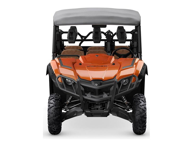 2021 Yamaha Viking VI EPS Ranch Edition in Mount Pleasant, Texas - Photo 5