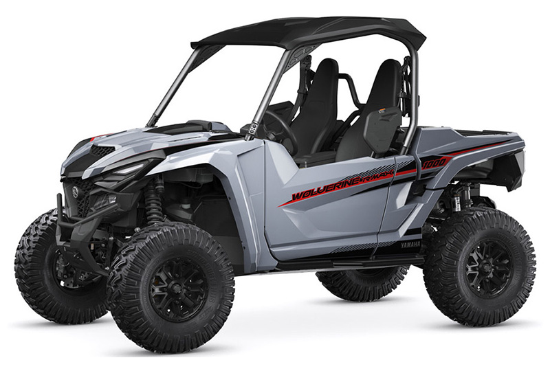 2021 Yamaha Wolverine RMAX2 1000 in Cedar Rapids, Iowa - Photo 4