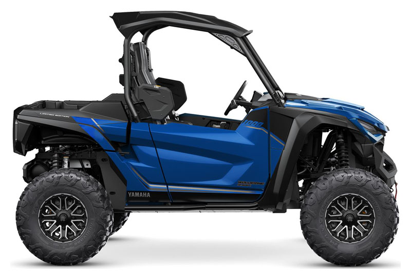 2021 Yamaha Wolverine RMAX2 1000 Limited Edition in Cedar Rapids, Iowa - Photo 1
