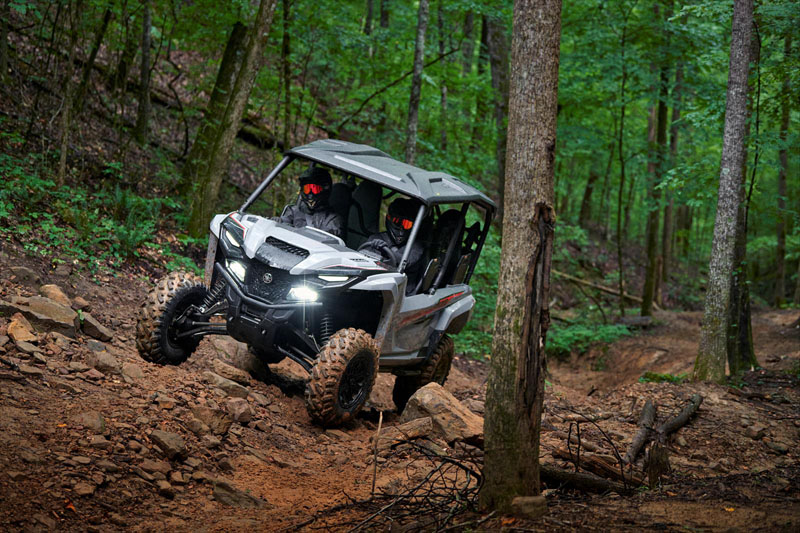 2021 Yamaha Wolverine RMAX4 1000 in Hickory, North Carolina - Photo 11