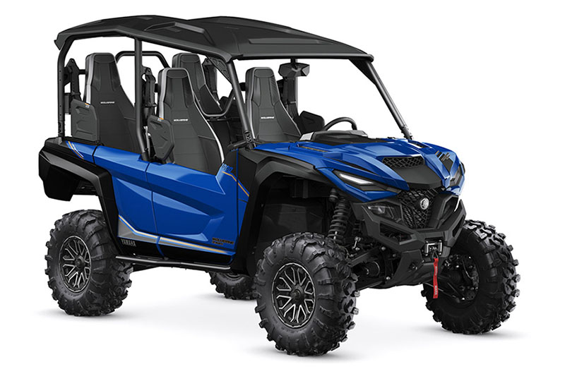 2021 Yamaha Wolverine RMAX4 1000 Limited Edition in Cedar Falls, Iowa - Photo 3