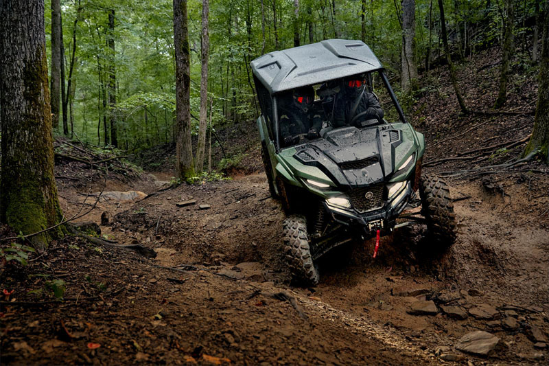 2021 Yamaha Wolverine RMAX4 1000 XT-R in Statesville, North Carolina - Photo 8