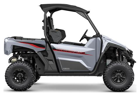 2021 Yamaha Wolverine X2 R-Spec 850 in Lewiston, Maine