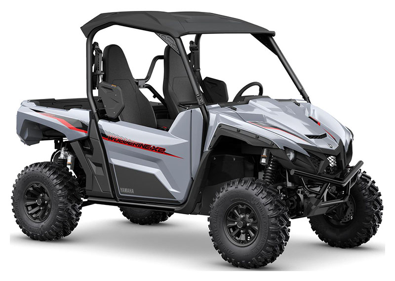 2021 Yamaha Wolverine X2 R-Spec 850 in Wichita Falls, Texas - Photo 3