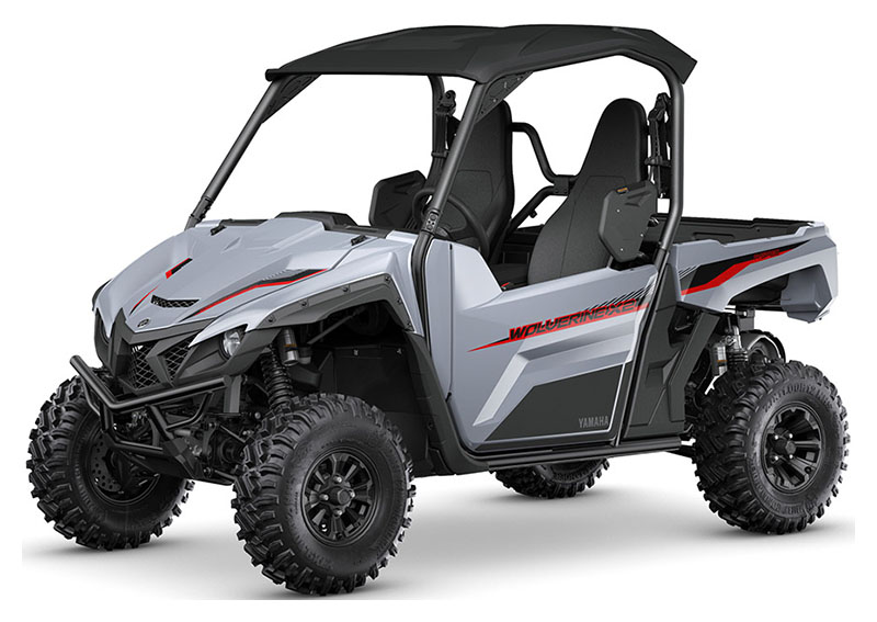 2021 Yamaha Wolverine X2 R-Spec 850 in Marietta, Ohio - Photo 4