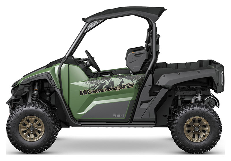 2021 Yamaha Wolverine X2 XT-R 850 in Sumter, South Carolina - Photo 2