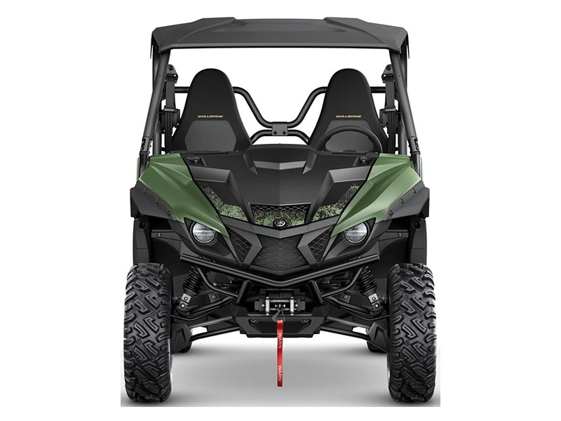 2021 Yamaha Wolverine X2 XT-R 850 in Cedar Falls, Iowa - Photo 5