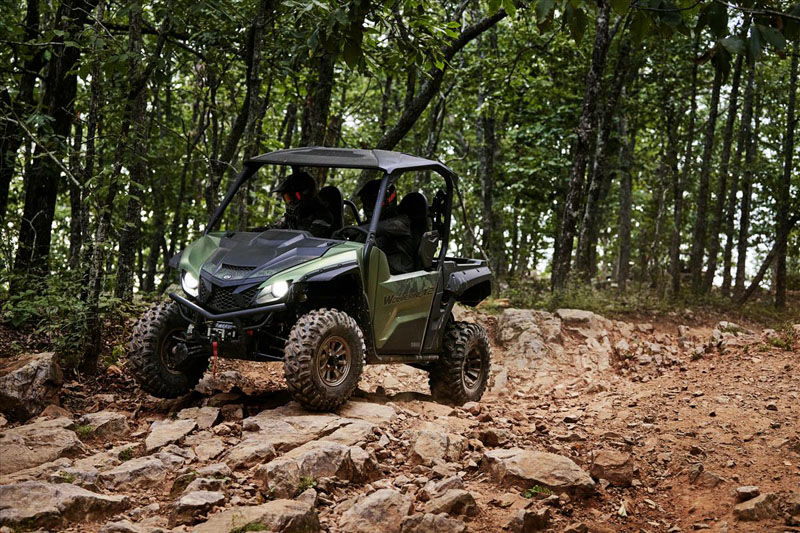 2021 Yamaha Wolverine X2 XT-R 850 in Greenville, North Carolina - Photo 8