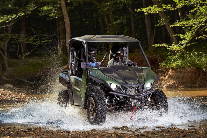 2021 Yamaha Wolverine X2 XT-R 850 in Metuchen, New Jersey - Photo 9