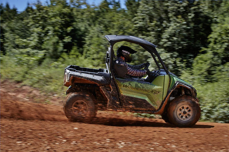 2021 Yamaha Wolverine X2 XT-R 850 in Brewton, Alabama - Photo 14