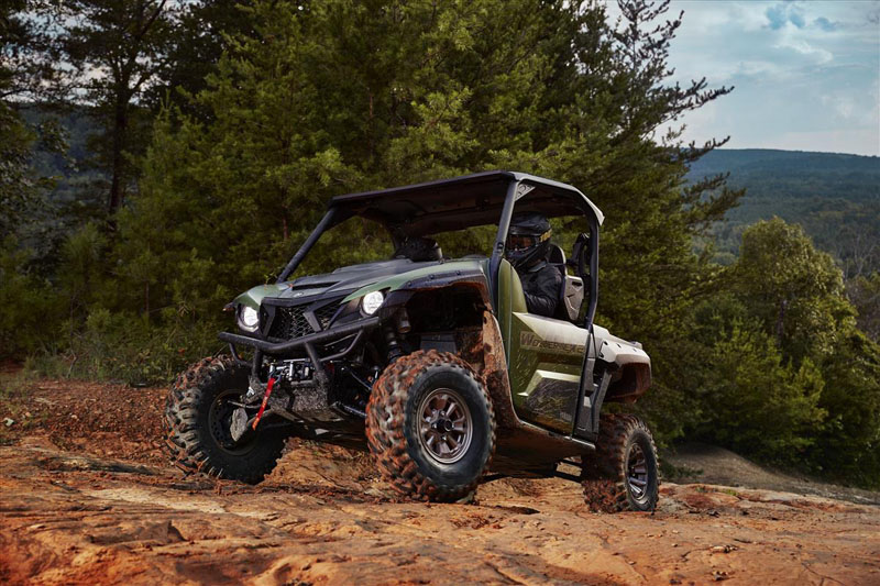2021 Yamaha Wolverine X2 XT-R 850 in Sumter, South Carolina - Photo 15
