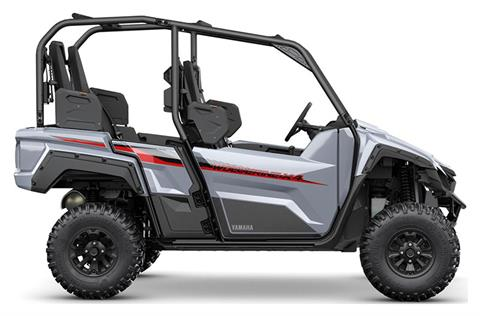 2021 Yamaha Wolverine X4 850 in Lewiston, Maine