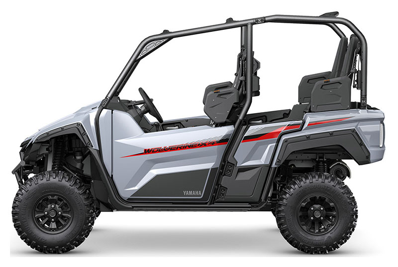 2021 Yamaha Wolverine X4 850 in Metuchen, New Jersey - Photo 2