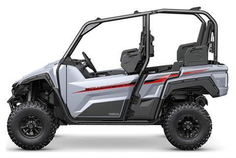 2021 Yamaha Wolverine X4 850 in Mio, Michigan - Photo 2