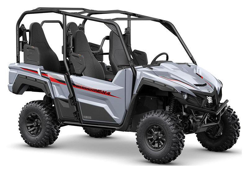 2021 Yamaha Wolverine X4 850 in Goleta, California - Photo 3