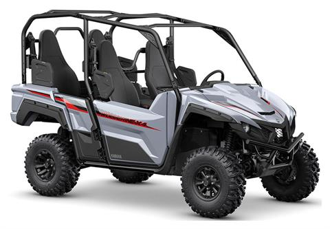 2021 Yamaha Wolverine X4 850 in Metuchen, New Jersey - Photo 3
