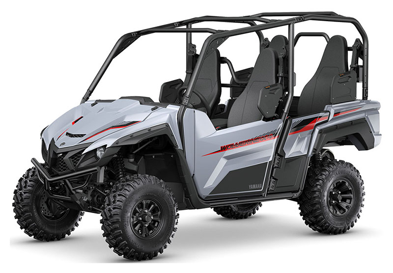 2021 Yamaha Wolverine X4 850 in Galeton, Pennsylvania - Photo 4