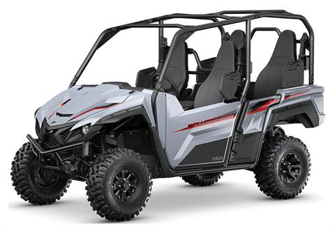 2021 Yamaha Wolverine X4 850 in Mio, Michigan - Photo 4